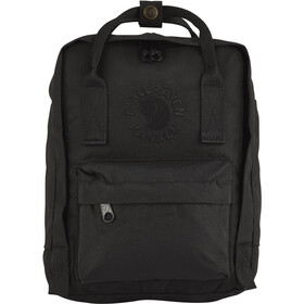 Fjällräven Re-Kånken Mini reppu Lapset, black